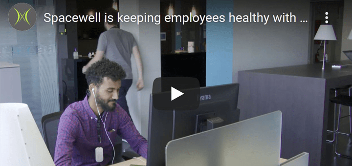 Spacewell is keeping employees healthy with SafeDistance