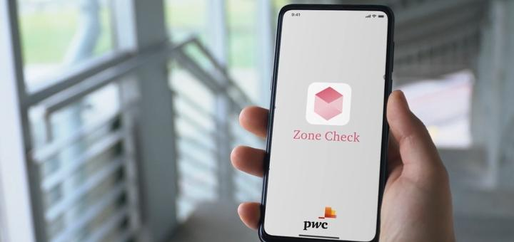 PwC adds our SafeDistance wearable to its Zone Check platform